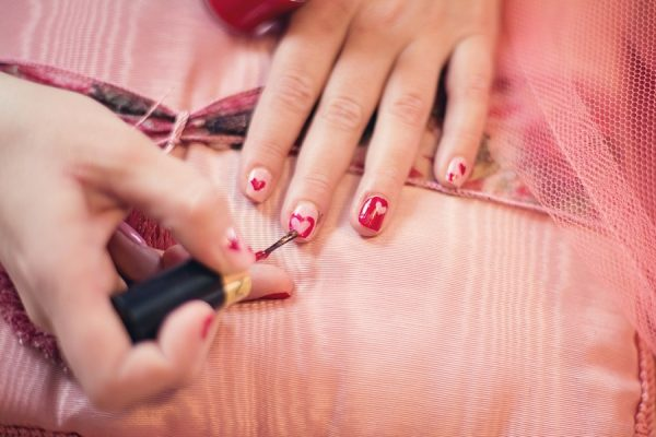 nail art unghie decorate