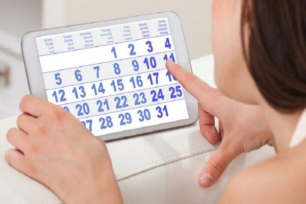 ciclo mestruale giorni fertili
