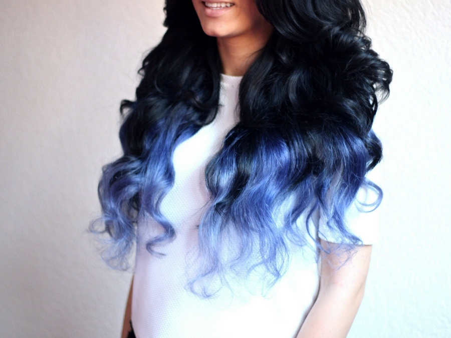 shatush blu