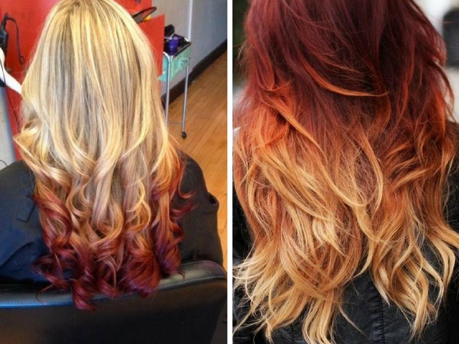 Preferenza Shatush rame: la scelta perfetta per capelli castani | Style Girl YI08