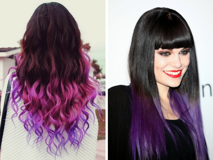 Top Shatush colorato: come scegliere il colore migliore | Style Girl VE98