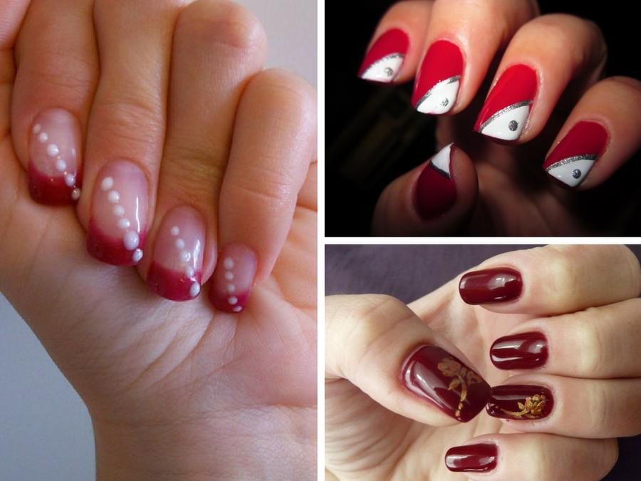 Unghie rosse: foto di nail art e idee da copiare | Style Girl