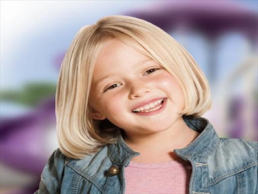 Taglio capelli bimba 3 anni