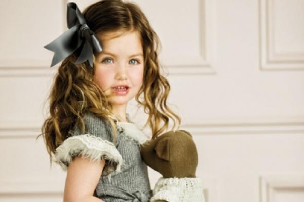 Tagli capelli per bambina