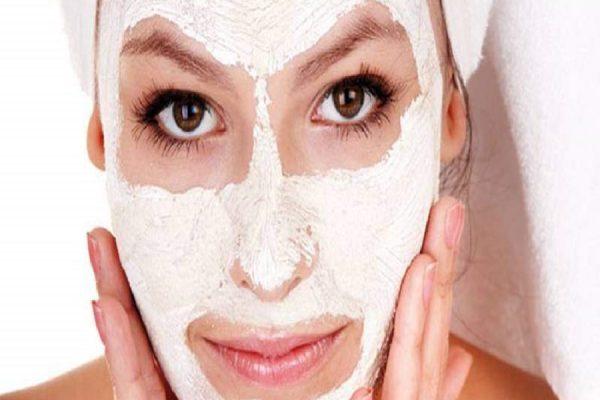 maschera viso fatta in casa