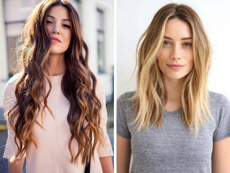 Amato Tagli capelli lunghi 2017: tutte le tendenze imperdibili | Style Girl EX61