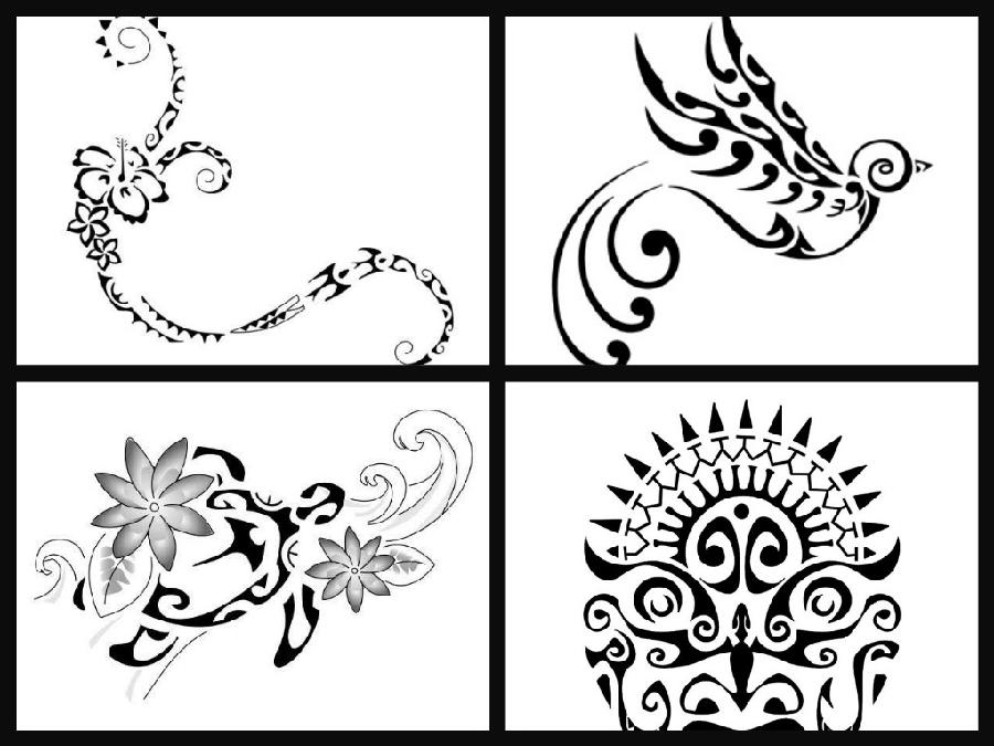 Tatuaggi Maori Femminili Nuova Tendenza Significati E Dove Farli