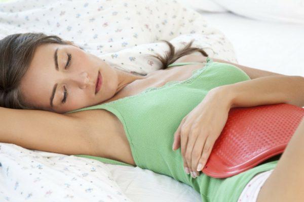 ciclo mestruale sintomi