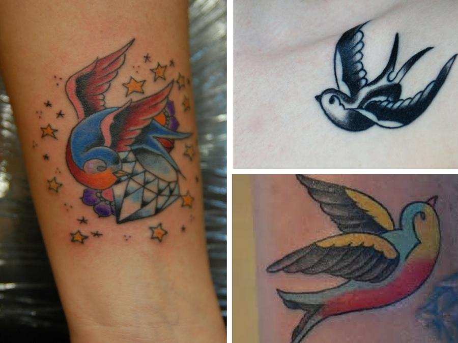 Très Rondini tattoo: significato e foto a cui ispirarsi | Style Girl DR15