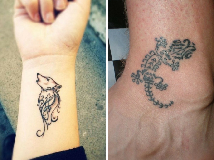 tatuaggi maori piccoli