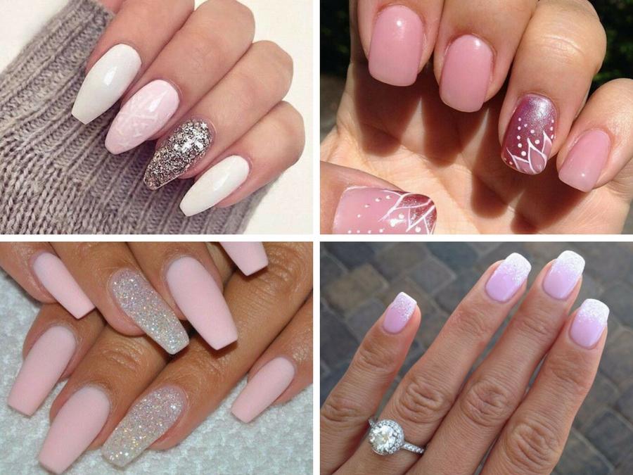 Unghie rosa: nail art classiche e romantiche | Style Girl