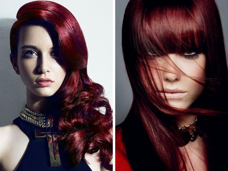 spesso Capelli rosso mogano: a chi stanno bene e come farli | Style Girl TL96