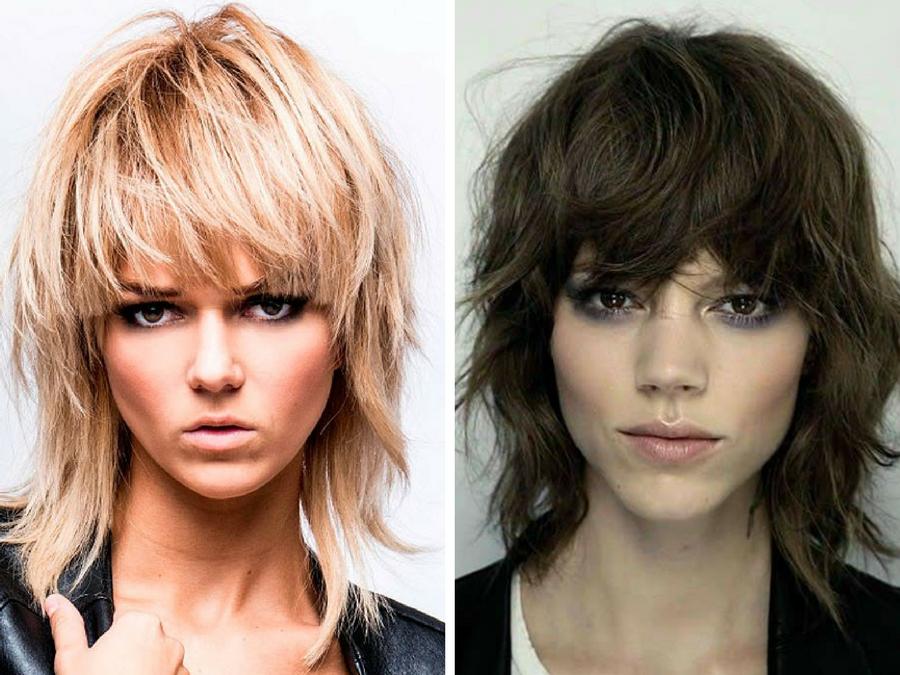 Preferenza Tagli capelli medi scalati: i trend del 2017 | Style Girl YG78