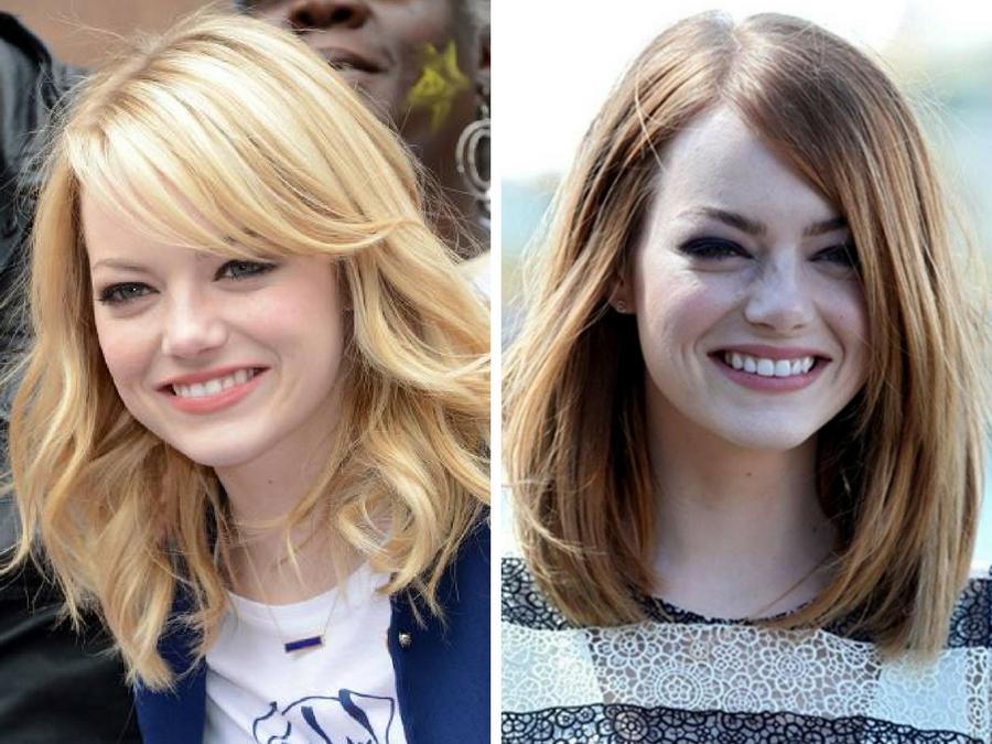 Popolare Tagli capelli viso tondo: i migliori corti, lunghi e medi | Style Girl EX95
