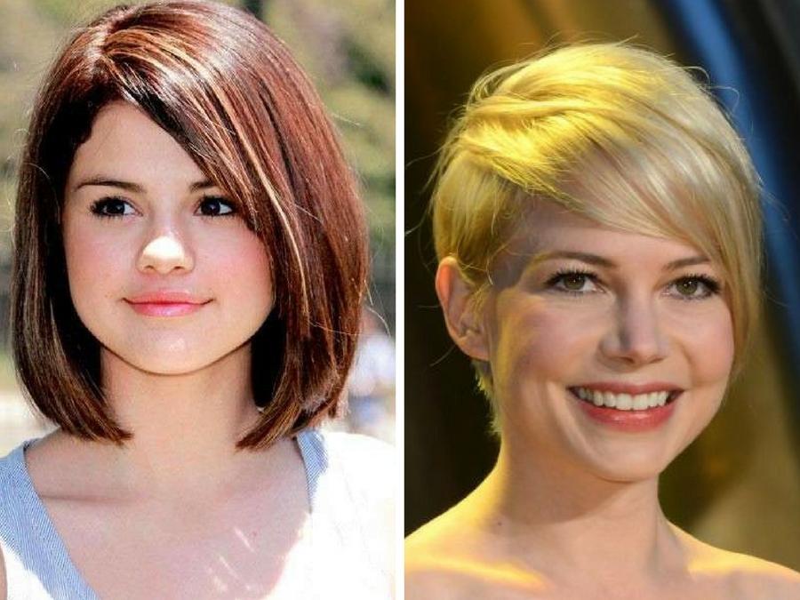 Tagli capelli viso tondo: i migliori corti, lunghi e medi ...
