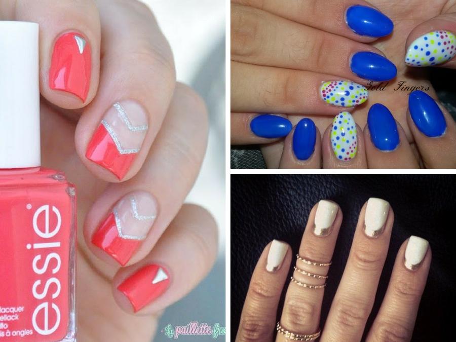 Favoloso Unghie estive: i colori e le nail art più belle | Style Girl CJ15