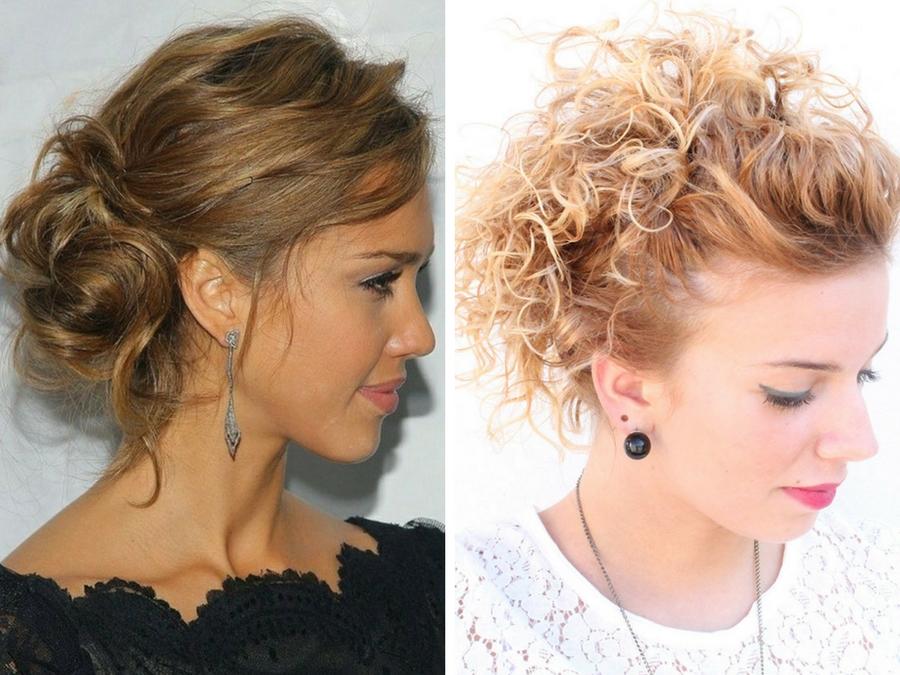 Acconciature capelli ricci: idee per tutte le occasioni ...