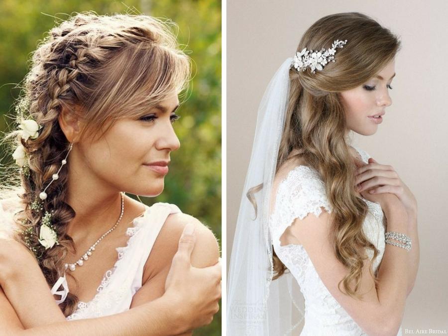 Favorito Acconciature matrimonio: i look migliori per la sposa e le  DH09