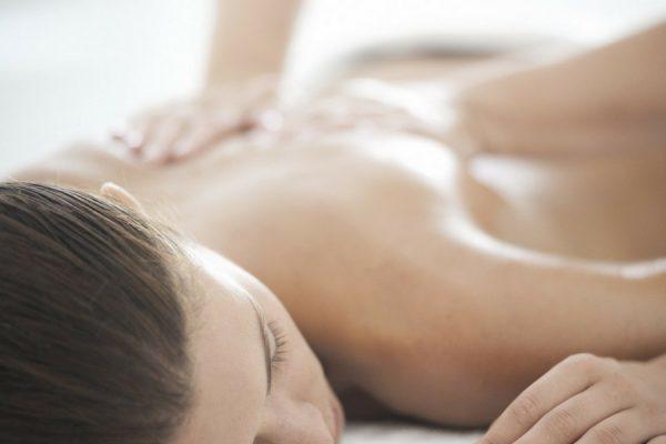 Massaggio tantrico