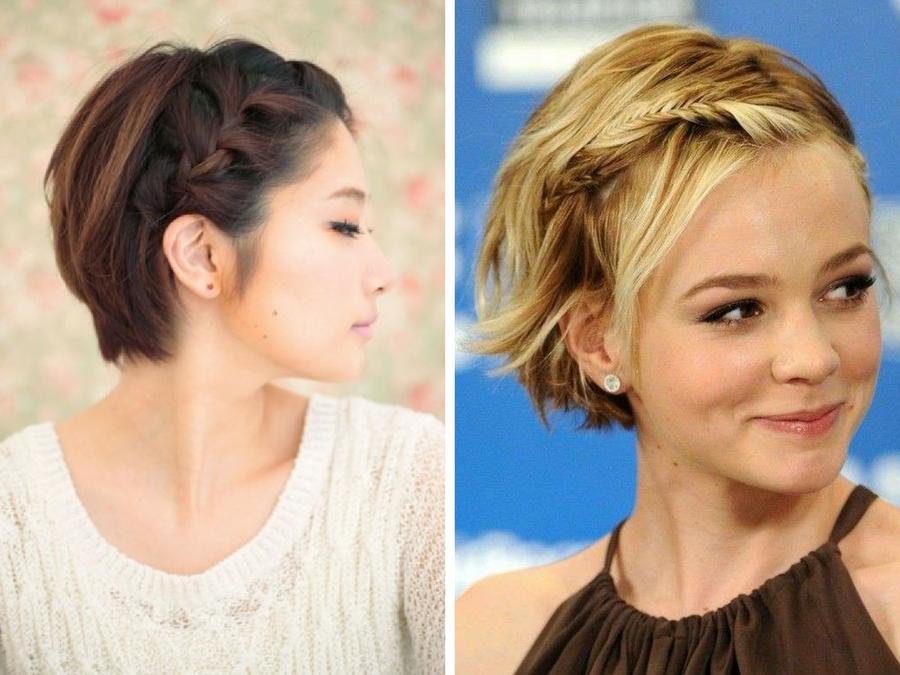 come fare capelli corti
