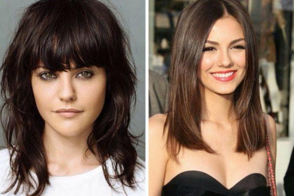 Tagli capelli media lunghezza