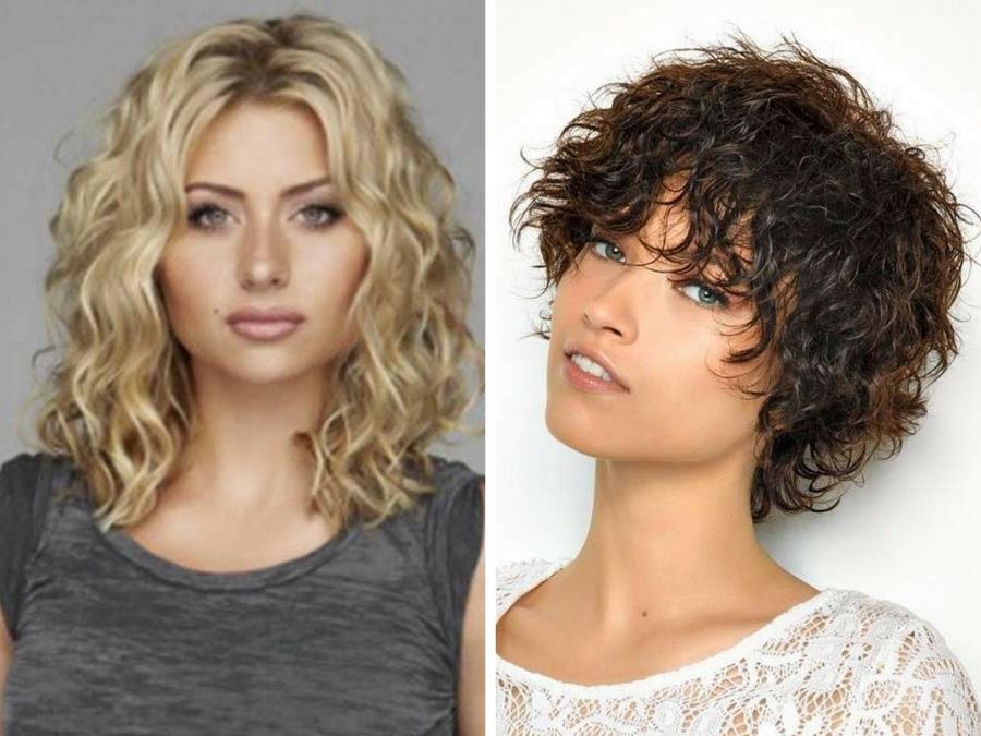 Modelli di capelli media lunghezza