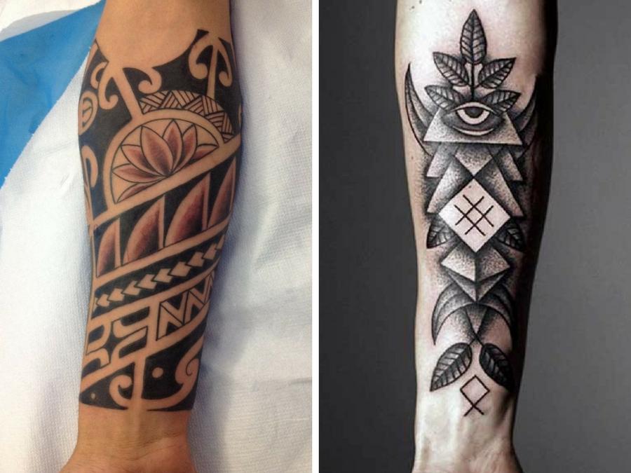 Tatuaggi Maori Avambraccio Foto E Significati